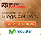 Concurso Blogs Peruanos, Estamos buscando a los 20 mejores Blogs del Perú