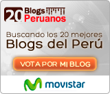 Concurso Blogs Peruanos, Estamos buscando a los 20 mejores Blogs del Per&uacute;