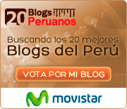 Concurso Blogs Peruanos, Estamos buscando a los 20 mejores Blogs del Per